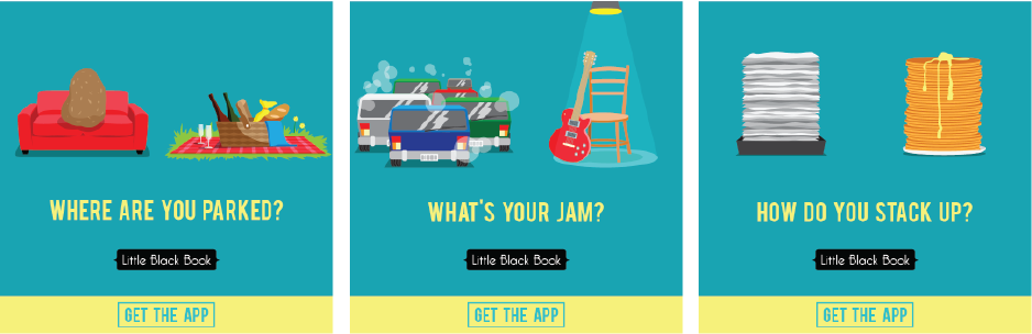 LWD - Campaign for the Launch of the LBB App
