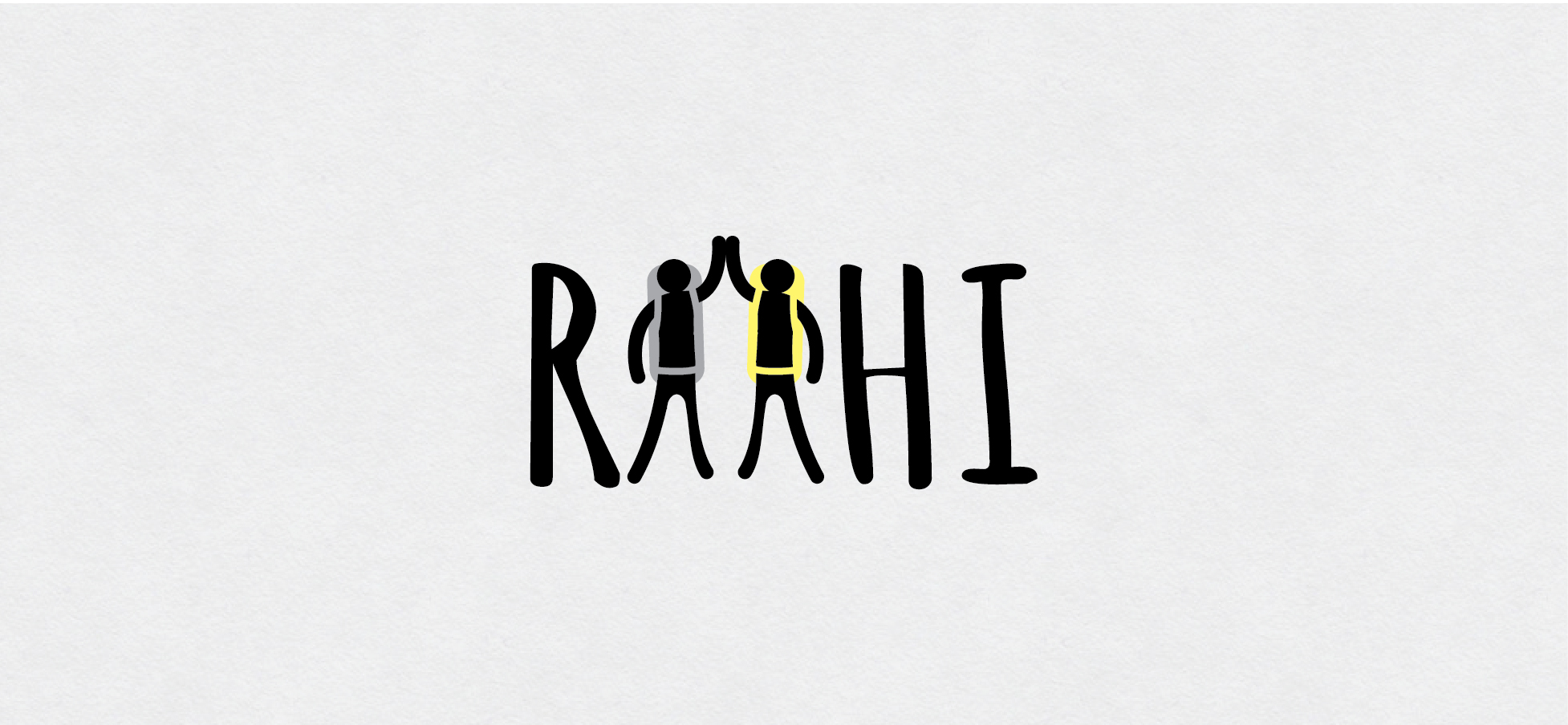 LWD - Rahi Logo and User Interface for an App