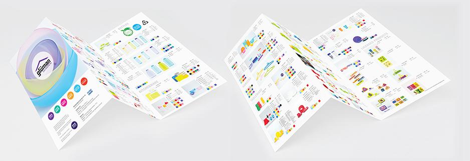 LWD - Gluman Tri Fold Brochure